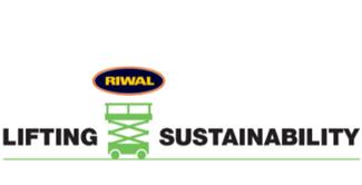 Riwal Lifting Sustainability Logo