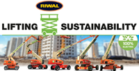 Lifting Sustainability Riwal Logo