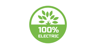 Riwal 100 percent electric logo