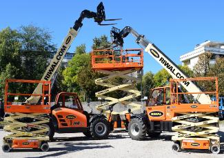 Riwal adds to JLG distributorship in Balkans