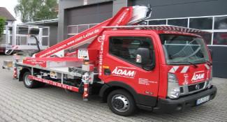 Riwal has acquired German rental company ADAM GmbH.