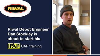 Riwal depot engineer