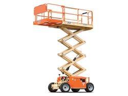 scissor lift | Riwal | Aerial work platfom | 260MRT