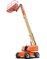 Aerial work platform | Standard boom lift | Telescopic boom lift | Riwal