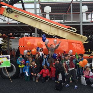 Aerial work platforms | Boom lifts | JLG 1500AJP launch | Riwal