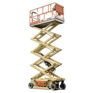 Scissor lift | Riwal | Aerial work platform