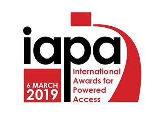 IAPA 2019 logo