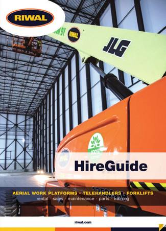 Riwal Hire Guide