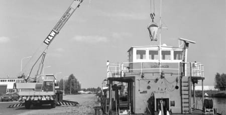 Riwal's history | Aerial work platform | Cranes | Riwal