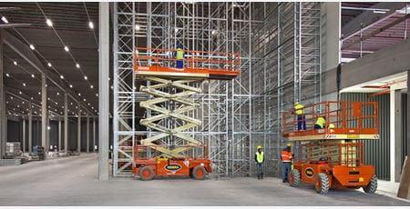 Jobs | Vacancies | Work at Riwal | Riwal | Aerial work platforms | Scissor lift