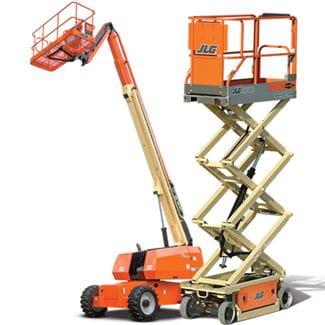 Aerial Work Platforms   Scissor lifts   Boom lifts   Renting at Riwal   Riwal