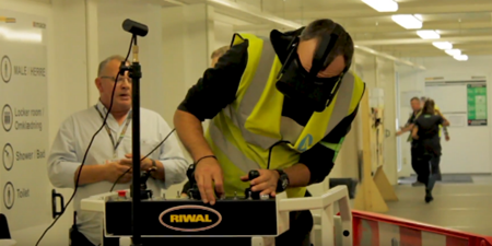 Virtual Reality Riwal Denmark