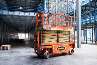 Riwal Racking Industry Warehouses