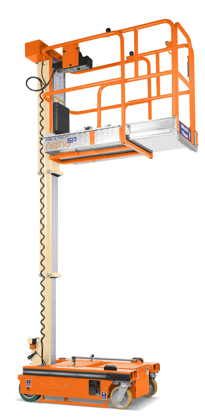 Vertical Lift Rental | Vertical Lift for Rent | Aerial Work Platform