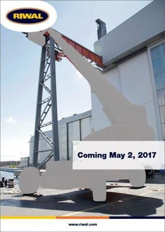 100% Electric Boom Lift   Boom Lift Launch   JLG 38 m Boom Lift   Riwal   APEX 2017