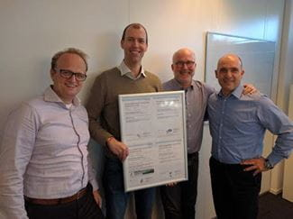 SHEQ CERTIFICATION | Riwal Board | OHAS 180001 | ISO 9001 | CSR Performance Ladder | SCC | Riwal