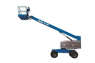 Genie telescopic boom lift
