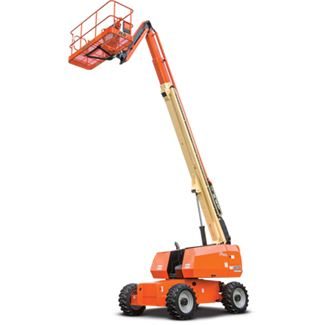 Aerial work platform | Boom lift | Telescopic boom lift | Riwal