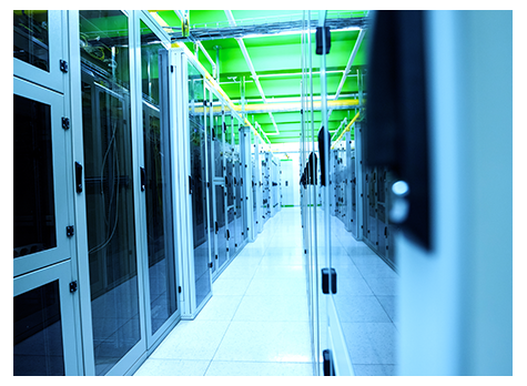 Data center carousel