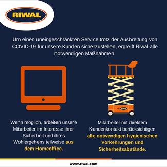 Riwal COVID-19 Abbildung