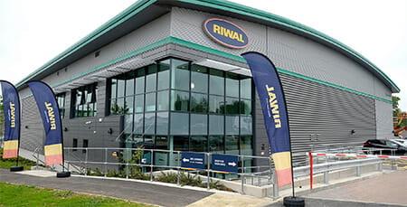 Riwal Depot Hemel Hempstead