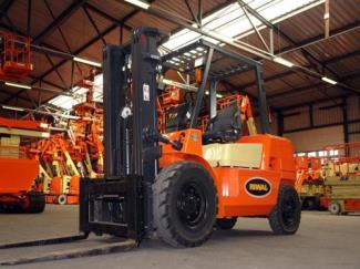 Nowe przepisy dla operatorów wózków widłowych