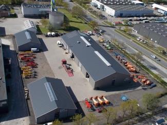 Riwal przejmuje AH Lift w Danii