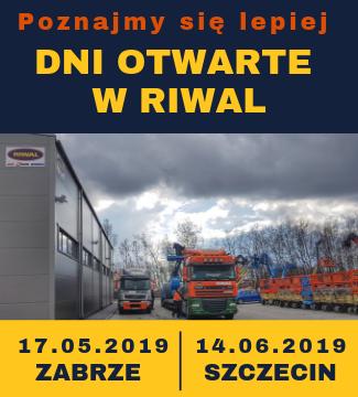 Dni otwarte w Riwal Poland