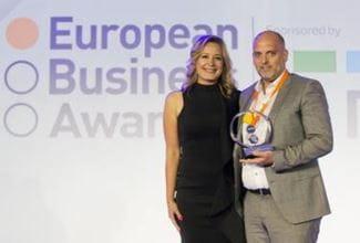 Riwal zwycięzcą European Business Awards