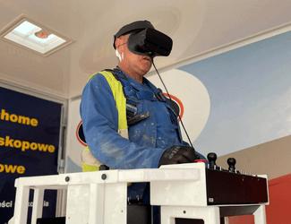 Szkolenie operatora podestu VR