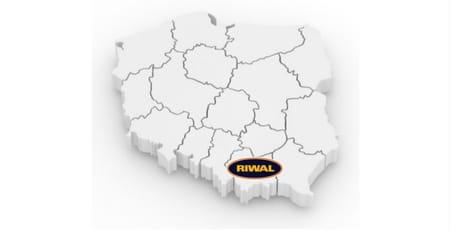 Riwal Małopolska Podkarpacie - Kraków, Rzeszów, Zakopane