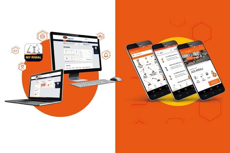 My Riwal - portal i aplikacja dla klienta