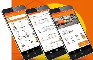 Aplikacja na telefon My Riwal