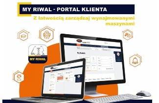 Portal dla klientów MY RIWAL