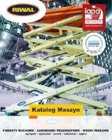 katalog maszyn RIWAL