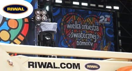 Riwal - Wielka Orkiestra Świątecznej Pomocy 2019