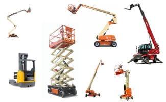 Podnośniki, ładowarki i wózki widłowe na wynajem od RIWAL