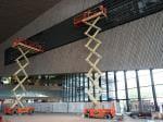 Podnośniki nożycowe Holland Lift - Riwal
