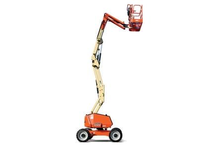 podest przegubowy  Riwal JLG 340 AJ