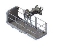 Platforma robocza do ładowarki teleskopowej