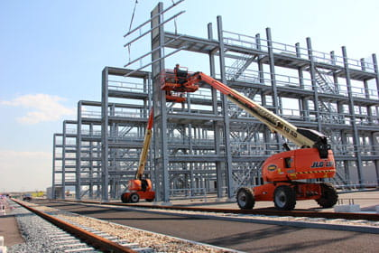 Lifte til byggebranchen   Riwal Danmark