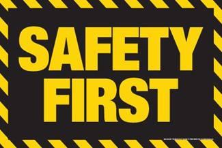 Safety first | Sikkerhed fremfor alt | Riwal Danmark