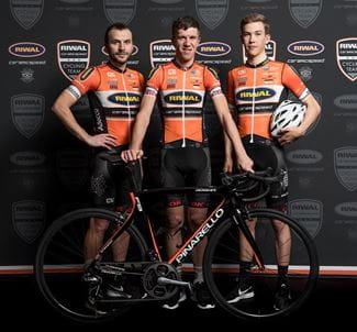 Chris Anker Sørensen at Riwal Cycling Team
