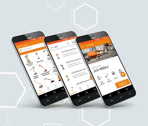 Lej lifte nemt med MitRiwal appen