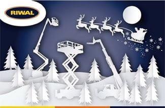 Riwal najem opreme dvižne ploščadi, košare, teleskopski viličarji, usposabljanje za delo na višini, servis, rezervni deli, prodaja, Ljubljana, škarjasta dvigala, vertikalni jamborni dvig, dvigala