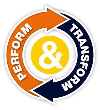 Logo Perform & Transform
