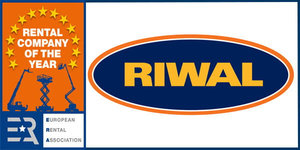 Riwal Rental Company of the Year