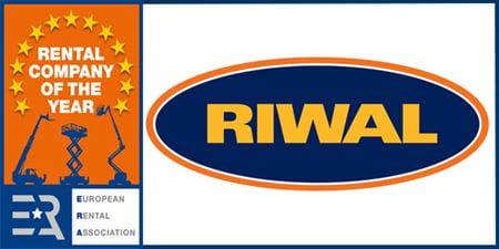 Riwal Rental Company of the Year