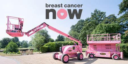 Betty and Suzie - Breast Cancer Now