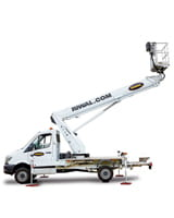 Riwal Truck Mounted Lift